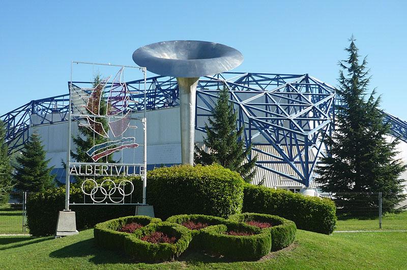 Albertville, ville olympique
