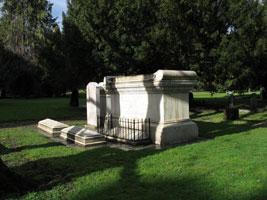 Visite du cimetière de Plainpalais