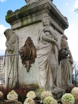 De l'aqueduc romain aux fontaines décoratives