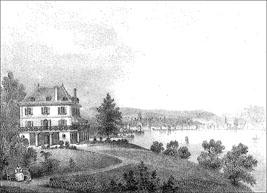 La Genève de Victor Frankenstein