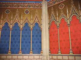 La chapelle des Macchabées de la cathédrale Saint-Pierre de Genève