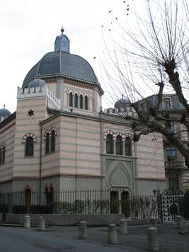 La Grande Synagogue de Genève