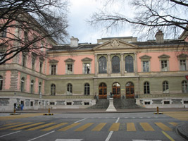 De l'Académie à l'Université : les bâtiments de l'Université de Genève au cours des siècles